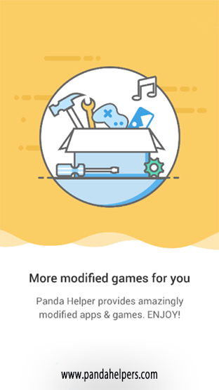 Panda Helper Has Lot of Modified Games and Apps